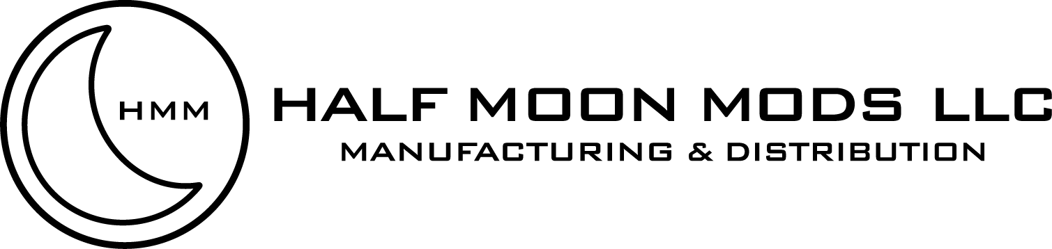 Half Moon Mods LLC Logo